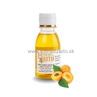 Bio marhuľový olej MM Gold Natur 110ml